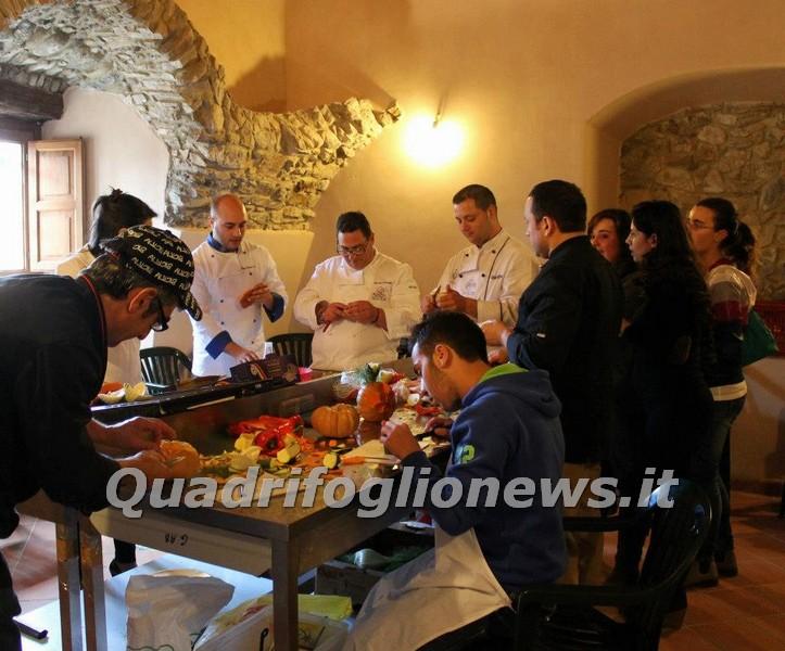Cena ecumenica con l accademia della cucina e nuovi soci
